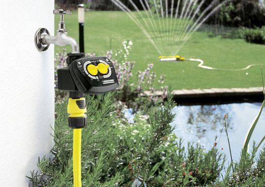 Inteligentní zavlažování zahrady bez námahy