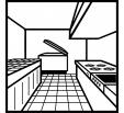 Prostředky do kuchyní a potravinářství