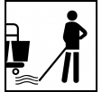 Prostředky do úklidových vozíků, vytírání