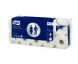 TORK jemný 3-vrstvý toaletní papír konvenční role 1 bal. x 10 rolí x 150 útržků