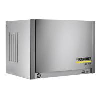 Vysokotlaký čisticí stroj KÄRCHER HDC Classic 1.509-501.2