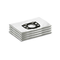 KÄRCHER Vliesové filtrační sáčky pro WD 7.300, WD 7.500, WD 7.700 P (4 ks)