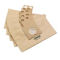 KÄRCHER Papírové filtrační sáčky pro RC 3000 (5 ks+ 1 Mikrofiltr)