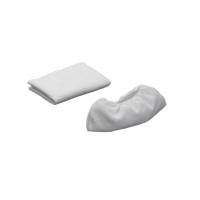 KÄRCHER Sada utěrek z mikrovlákna pro ruční hubici a podlahovou hubici Classic, 2 ks
