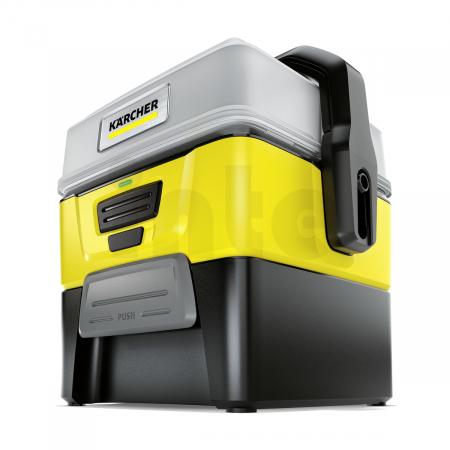 Mobilní bateriový nízkotlaký čistič KÄRCHER OC 3 PET BOX 1.680-018.0