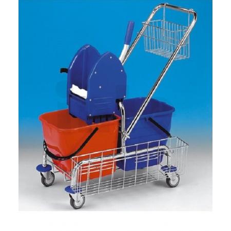 EASTMOP CLAROL 2x17 l úklidový vozík