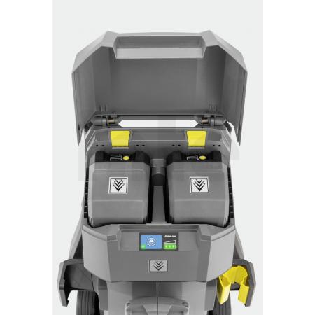 Vysokotlaký čistič na baterie KÄRCHER HD 4/11 C Bp Pack, včetně baterie 1.520-925.0