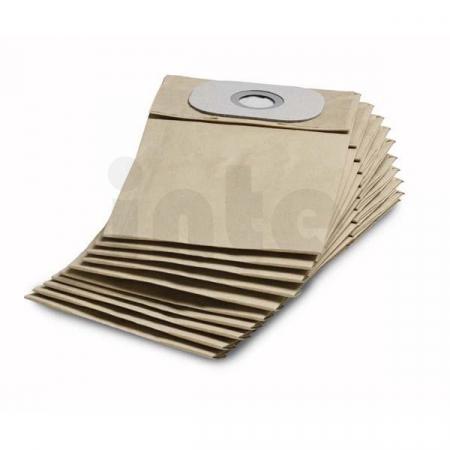 KÄRCHER Papírové filtrační sáčky T 171, BV 111 (10 ks)