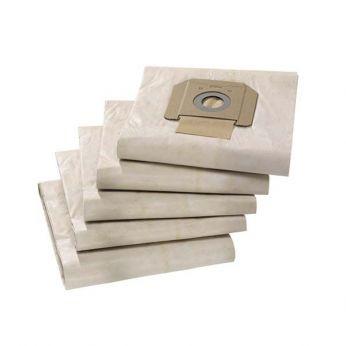 KÄRCHER Papírové filtrační sáčky NT 65/2 Eco, NT 75/2, NT 70/2, NT 70/1, NT 48/1 (5 ks)