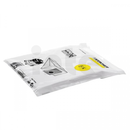 KÄRCHER Papírové filtrační sáčky NT 35/1, NT 25/1, NT 362 Eco, NT 361 Eco (300 ks)