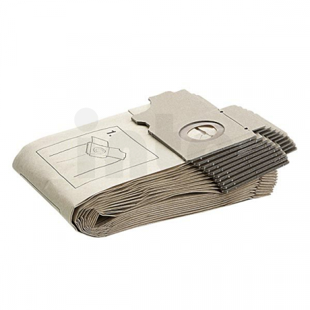 KÄRCHER Papírové filtrační sáčky CV 36/2,CV 46/2, CW 50, CW 100 (300 ks)