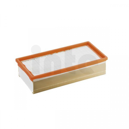 KÄRCHER Hepa plochý skládaný filtr NT 65/2 Eco, NT 75/2 Eco
