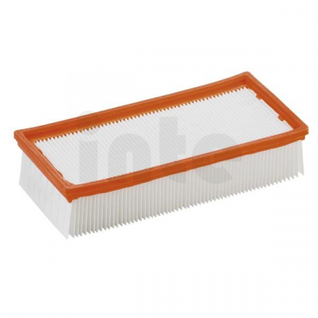 KÄRCHER Plochý skládaný filtr polyesterový NT 65/2 Eco, NT 75/2 Eco