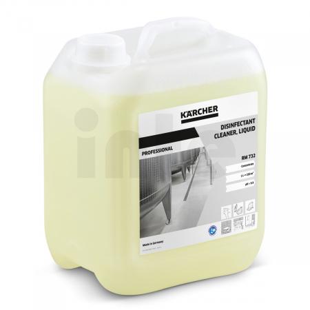KÄRCHER Dezinfekční čistič RM 732 5 l 6.295-596.0