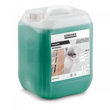 KÄRCHER Aktivní alkalický čistič RM 55 ASF, koncentrát - 10 l