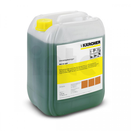KÄRCHER Aktivní alkalický čistič RM 55 ASF, koncentrát - 1000 l