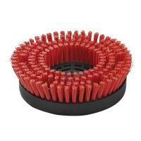 Kotoučový kartáč Kärcher - střední tvrdost - průměr 170 mm (červený)