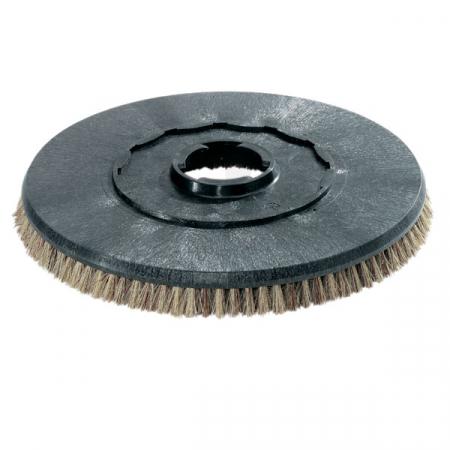 Kotoučový kartáč Kärcher - měkký - průměr 200 mm (přírodní)
