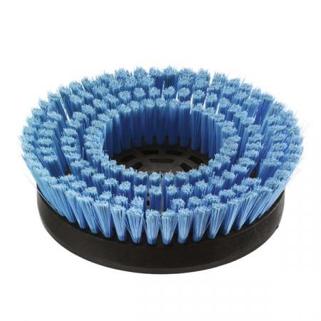 Kotoučový kartáč Kärcher - středně měkký - průměr 170 mm (modrý)