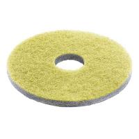 Diamantový pad Kärcher - střední - 160 mm (žlutý) - 5 ks