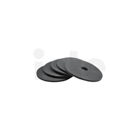 Krystalizační pad Kärcher - střední - 330 mm (stříbrný) - 5 ks