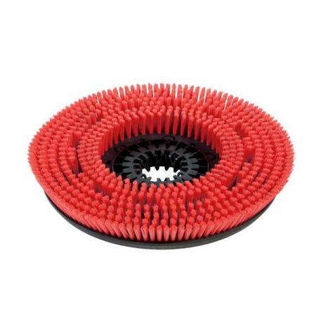 KÄRCHER Kotoučový kartáč střední 430 mm (červená)