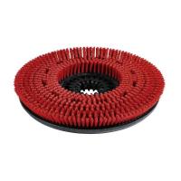 Kotoučový kartáč Kärcher - střední tvrdost - průměr 385 mm (červený) - 1 ks