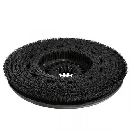 Kotoučový kartáč Kärcher - tvrdý - průměr 385 mm (černý) - 1 ks
