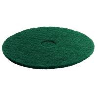 Pad Kärcher - středně tvrdý - 432 mm (zelený) - 5 ks