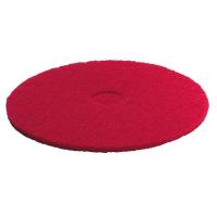 Pad Kärcher - středně měkký - 280 mm (červený) - 5 ks