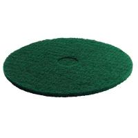 Pad Kärcher - středně tvrdý - 405 mm (zelený) - 5 ks