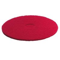 Pad Kärcher - středně měkký - 306 mm (červený) - 5 ks