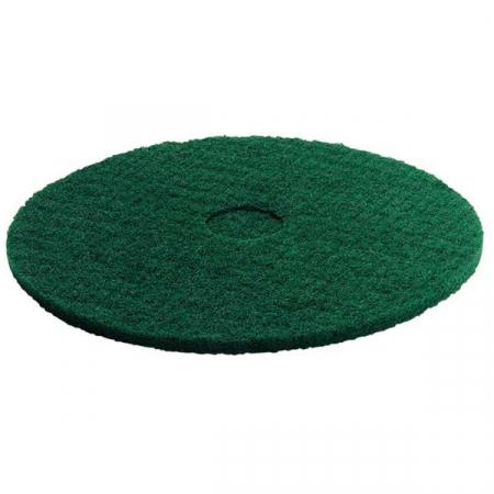 Pad Kärcher - středně tvrdý - 306 mm (zelený) - 5 ks