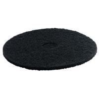 Pad Kärcher - tvrdý - 457 mm (černý) - 5 ks
