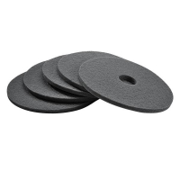 Krystalizační pad Kärcher - střední - 432 mm (stříbrný) - 5 ks