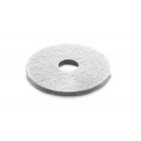 Diamantový pad Kärcher - jemný - 356 mm (bílý) - 5 ks