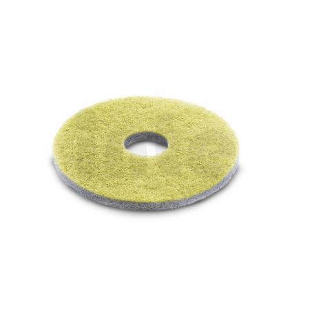 Diamantový pad Kärcher - jemný - 356 mm (žlutý) - 5 ks