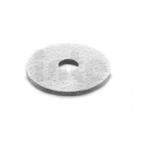 Diamantový pad Kärcher - jemný - 385 mm (bílý) - 5 ks