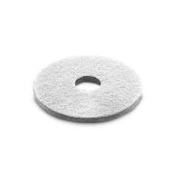 Diamantový pad Kärcher - jemný - 432 mm (bílý) - 5 ks