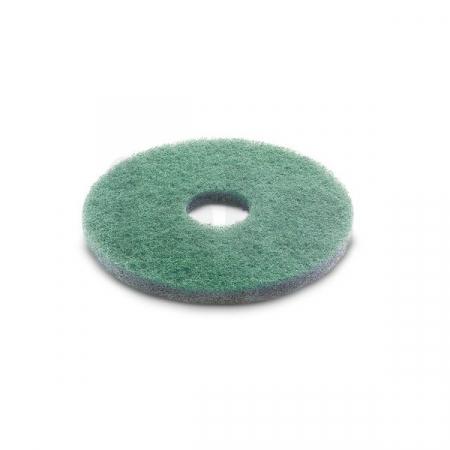 Diamantový pad Kärcher - jemný - 432 mm (zelený) - 5 ks