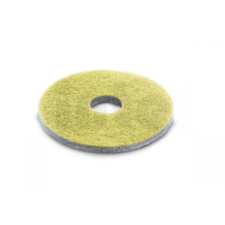 Diamantový pad Kärcher - jemný - 280 mm (žlutý) - 5 ks