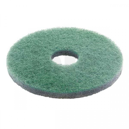 Diamantový pad Kärcher - jemný - 405 mm (zelený) - 5 ks