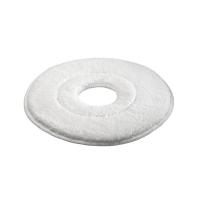Pad z mikrovlákna Kärcher - 306 mm (bílý) - 5 ks