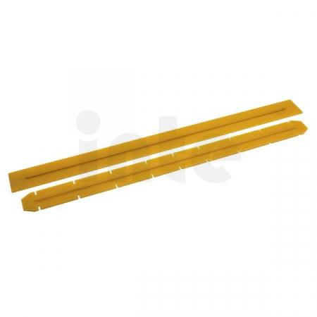 Sací stěrky KÄRCHER pro sací lištu - délka 960 mm (průhledná) - 2 díly