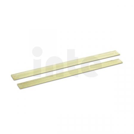 Sací stěrky KÄRCHER pro sací lištu - délka 870 mm (průhledná) - 2 díly