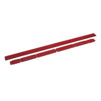 Sací stěrky KÄRCHER pro sací lištu - délka 930 mm (červená) - 2 díly