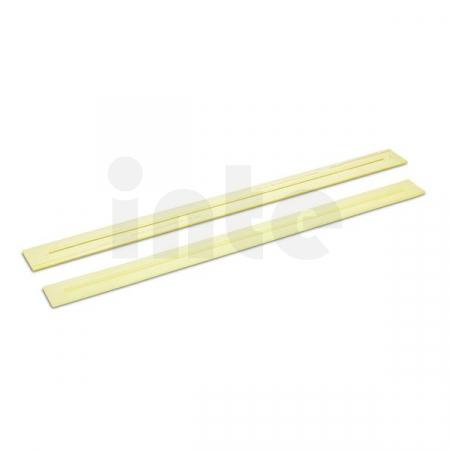 Sací stěrky KÄRCHER pro sací lištu - délka 1 080 mm (průhledná) - 2 díly