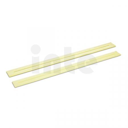 Sací stěrky KÄRCHER pro sací lištu - délka 1 210 mm (průhledná) - 2 díly