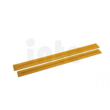 Sací stěrky KÄRCHER pro sací lištu - délka 1 440 mm (průhledná) - 2 díly