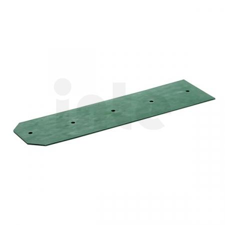 Gumová stírací lišta KÄRCHER pro kartáčovou hlavu (zelená) - 1 ks
